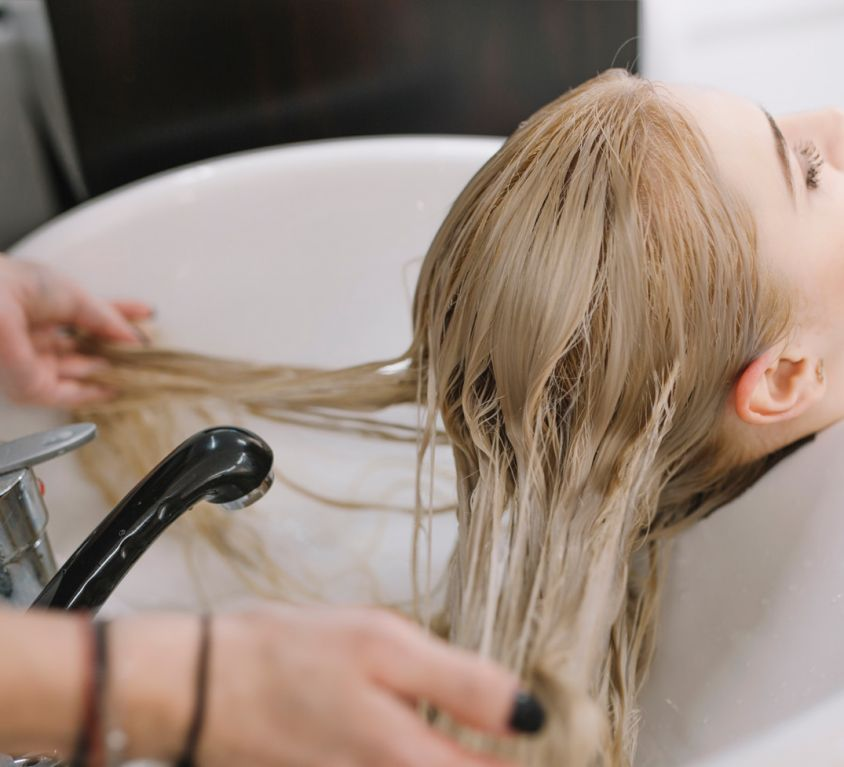 Hair Coloring (Demo)