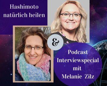 Hashimoto natürlich heilen Podcast Thea Entdecke Deine Göttlichkeit