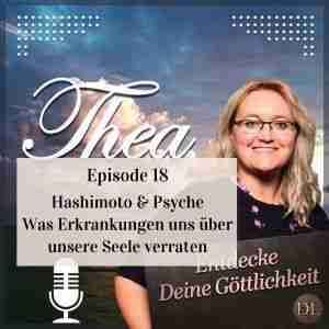 Hashimoto und Psyche Podcastepisode