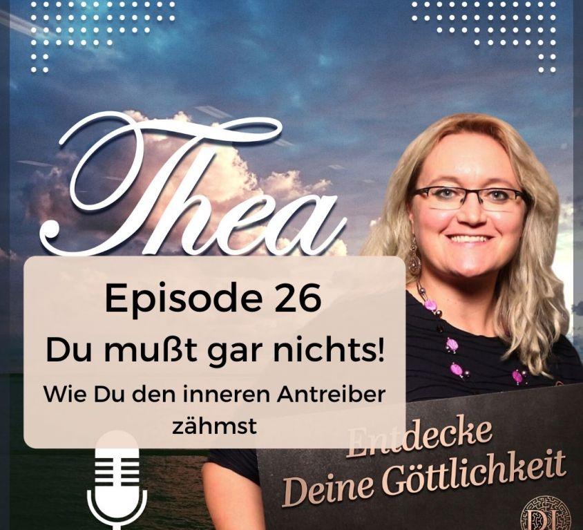 Innerer Antreiber Podcast