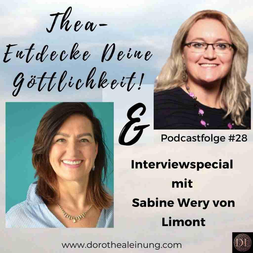 Podcast Interviewspecial Sabine Wery von Limont