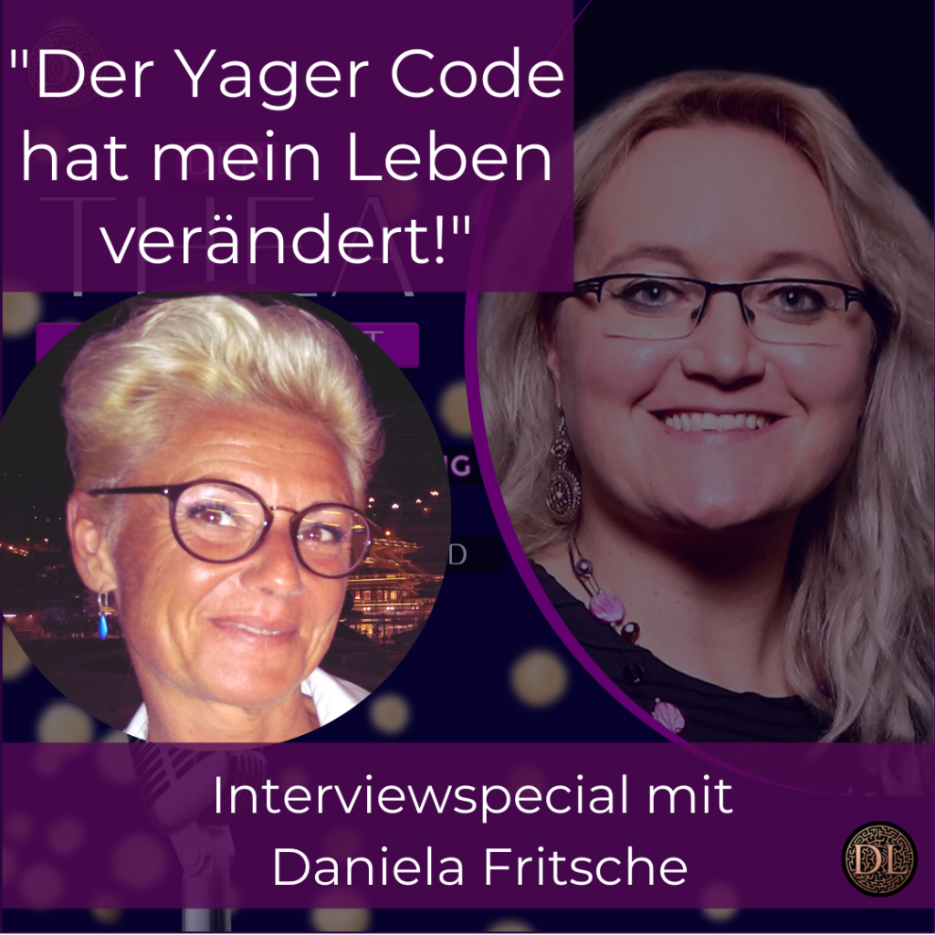 Yager Code Hypnose Interview Heilung Dorothea Leinung Daniela Fritsche