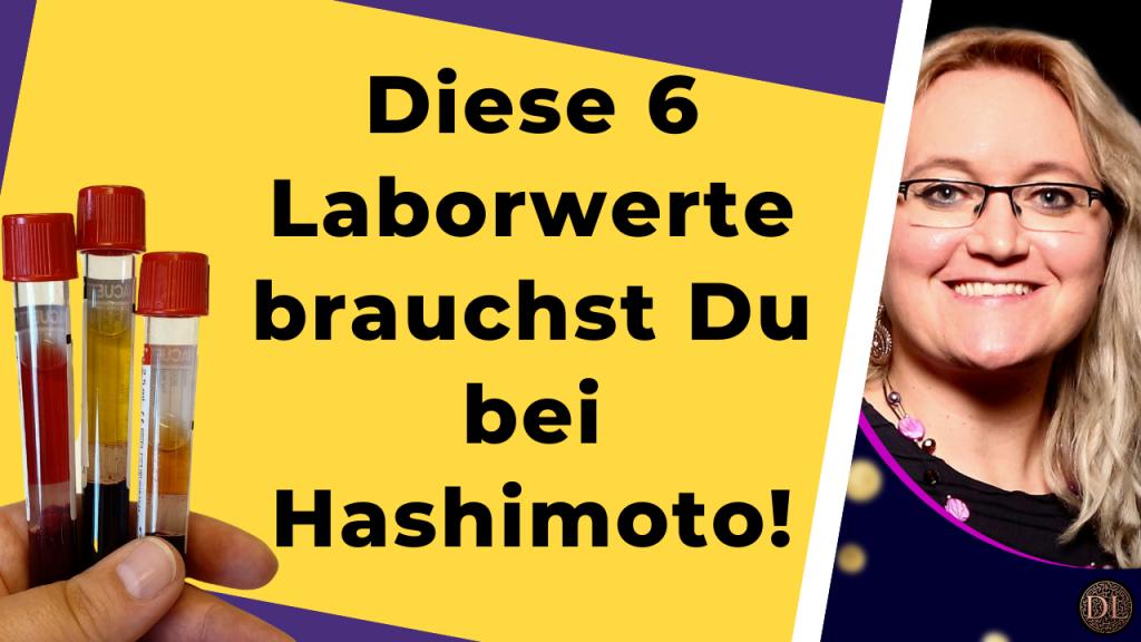 6 Blutwerte bei Hashimoto
