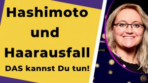 Haarausfall bei Hashimoto