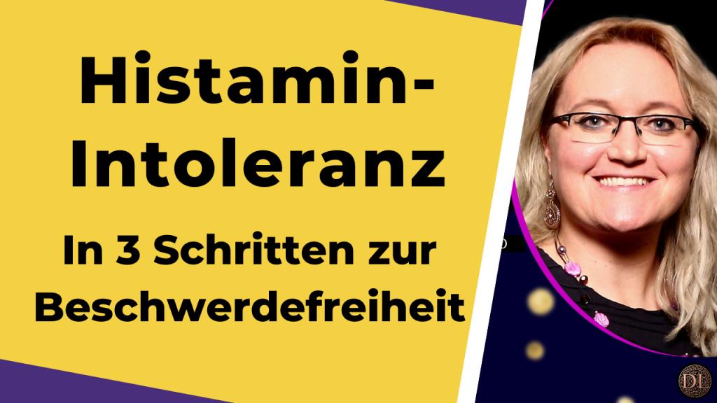Histamin Intoleranz